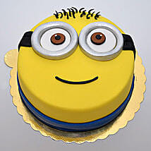 Minion for you Cake: Cakes to Junagadh