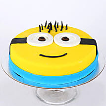 Minion for you Cake: Cake Delivery in Thoppumpady