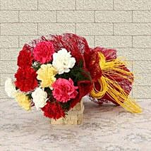 Mixed Colored For Love: Wedding Flowers for Groom