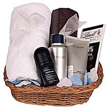 Most Wanted Mens Hamper: Send Gift Hampers to Noida