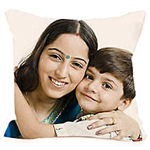 Mothers Day Personalized Cushion: Send Home Decor to Delhi