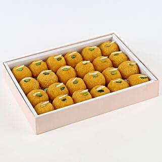 Moti Choor Pleasure: Send Diwali Sweets to Jaipur