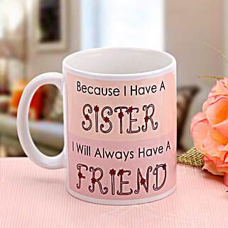 Mug For Her: Rakhi Gifts to Faridkot