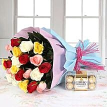 New Beginning: Send Flowers & Chocolates to Indore