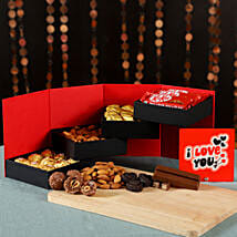 Nutty Chocolaty Box: Combo Gifts