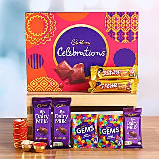 Pamper With Love: Send Bhai Dooj Chocolates