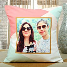 Personalised Designer Cushion: Friendship Day Personalised Gifts