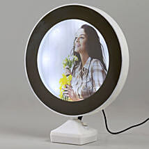 Personalised Magic Mirror LED: Personalized Gifts for Men