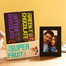 Personalised Photo Frame & Amul Chocolates: Personalised Photo Frames Mumbai