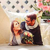 Personalised Romantic Cushion: Personalised Cushions for Valentine