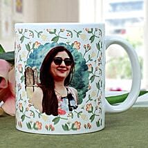 Personalised Woman Power Photo Mug: Mugs for Mother's Day