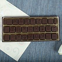 Personalized Birthday Chocolates: Personalised Chocolates for Birthday