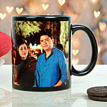 Personalized Couple Mug: Send Anniversary Gifts to Allahabad