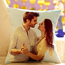 Personalized Cushion Gift: Gifts for Fiance