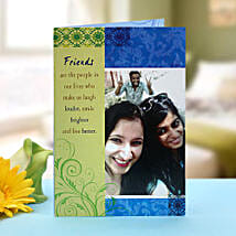 Personalized greeting card: Send Friendship Day Gifts to Delhi
