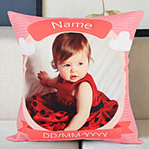 Personalized Little Angel Cushion: Personalised Gifts for Kids