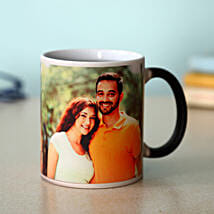 Personalized Magic Mug: Anniversary Personalised Gifts