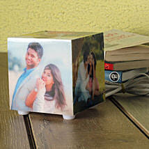 Personalized Memories Lamp: Personalised Gifts Shimoga