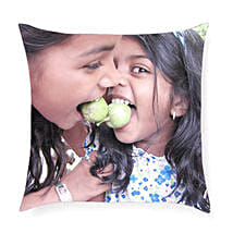Personalized Print Cushion: Send Personalised Cushions for Wife