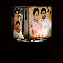 Personalized Rotating Lamp Mini: Diwali Gifts to Panipat
