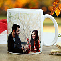Personalized Special Couple Mug: Send Personalised Gifts to Arrah