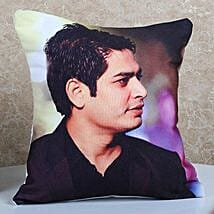 Personalized Suave Cushion: Gifts for Him