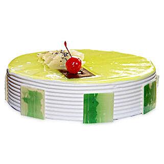 Pineapple Cake Five Star Bakery: Cake Delivery in Jabalpur