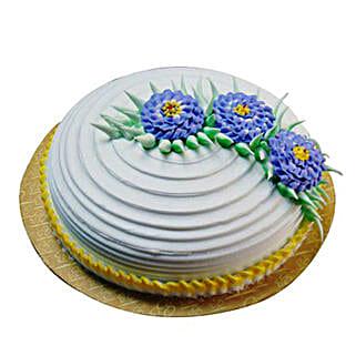 Pineapple Swirl Cake Half kg Parent: Cake Delivery in Jodhpur