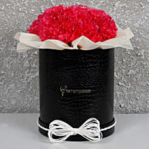 Pretty Pink Carnations Box: Flowers for Mother's Day