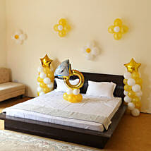 Propose In Style Balloon Decor: Balloons Decorations