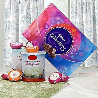 Radiance Of Diwali: Diwali Sweets to Gurgaon