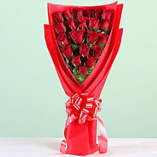 Reasons Of Love Bouquet: Send Flower Bouquets