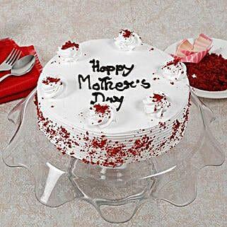 Red Velvet Cake For Mom: Send Red Velvet Cakes to Noida