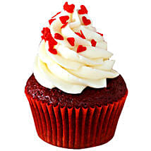 Red Velvet Cupcakes: Send Cup Cakes to Noida