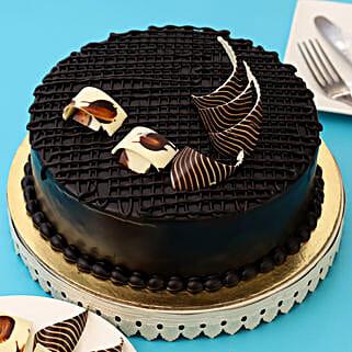 Rich Chocolate Splash Cake: Send Chocolate Cakes