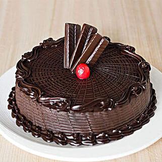 Royal Crunch Cake: Bhai Dooj Gifts to Pune