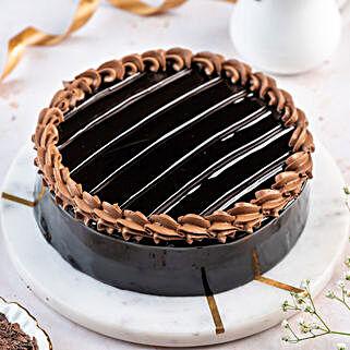 Royal Truffle Cake: