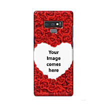 Samsung Galaxy Note 9 Customised Hearty Mobile Case: Personalised Mobile Covers