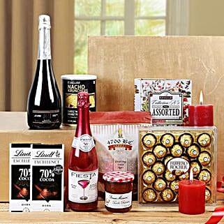 Sensational Treat Gift Basket: Send Diwali Gift Hampers
