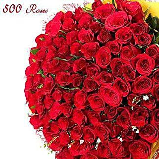 Sentimental love: Premium Flowers