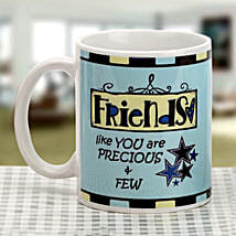 Soothing blue mug: Friendship Day Gifts to Chennai