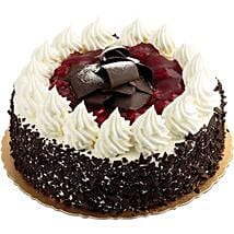 Special Blackforest Cake Five Star Bakery: Send Bhai Dooj Gifts to Ludhiana