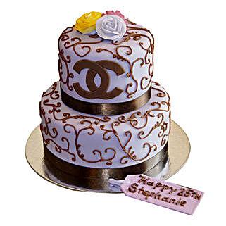 Special Chanel Cake: Send Designer Cakes