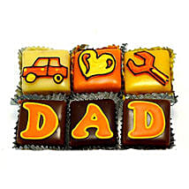 Special DAD Cupcakes: Cake Delivery in Hisar