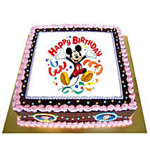 Special Photo Cake: Photo Cakes for Birthday