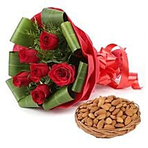 Spectacular Moments: Flowers & Dry Fruits