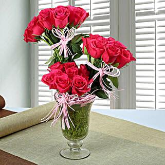 Stunning Rose Arrangement: