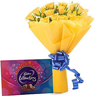 Style Celebration: Fathers Day Flowers & Chocolates