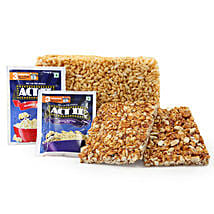 Sweets and Popcorn: Send Gifts for Lohri