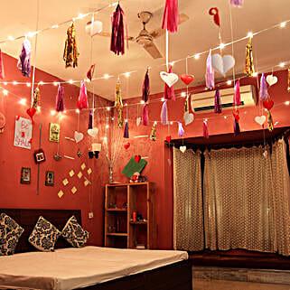 Tassles & Hearts Decoration: Balloon